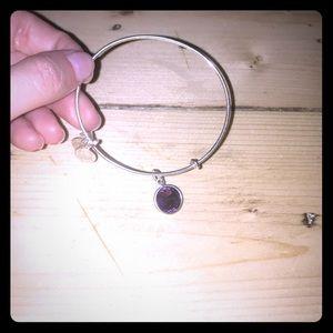 Alex & Ani Aquarius Bracelet